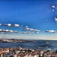 Photo taken at Conrad Istanbul Bosphorus by Neslihan S. on 1/19/2013