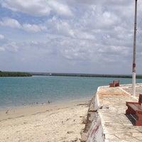 Photo taken at Rampa Das Balsas - Grossos by itamarav on 2/24/2014