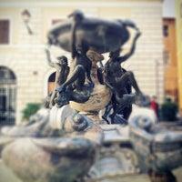 Foto scattata a Fontana delle Tartarughe da Carlo C. il 3/3/2013
