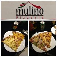 Photo taken at Mulino Pizzeria by Ricardo A. on 5/2/2013