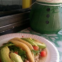 Photo taken at Taqueria El Paisa by Masa V. on 9/22/2012