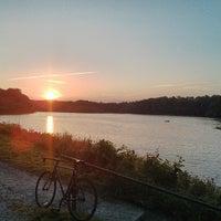 Photo taken at Lake Accotink Park by Justin K. on 6/12/2013