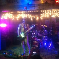 Photo taken at Poplar Lounge by Neosoulville on 8/17/2013