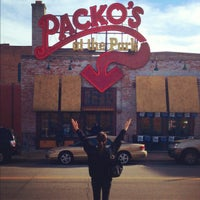 Photo taken at Packo's at the Park by Kelly A. on 11/19/2012