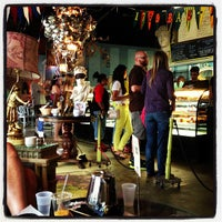 Photo taken at Amelie's French Bakery by Carmen L. on 7/13/2013