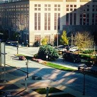 Photo taken at Milwaukee Center by Carmen L. on 11/8/2013