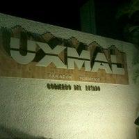 Photo taken at Uxmal by Alex V. on 10/5/2013