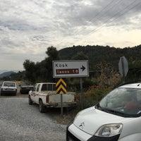 Photo taken at Köşk Köyü by Abdülkadir A. on 10/27/2016