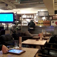 Photo taken at Time Out Café & Diner by Hideo T. on 4/10/2013