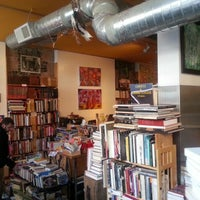 Photo taken at Rust Belt Books by Nancy S. on 2/10/2013