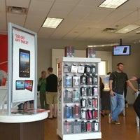 Photo taken at Verizon by Nancy S. on 5/10/2014