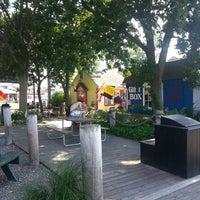Photo taken at Lakeview Village Shoppes by Nancy S. on 7/17/2013