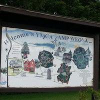 Photo taken at YMCA Camp Weona by Nancy S. on 8/4/2013