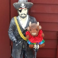 Photo taken at The Whydah Pirate Museum by Nancy S. on 7/8/2013