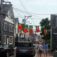 Photo taken at Commercial Street (East End) by Nancy S. on 7/8/2013