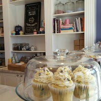 Photo taken at Fairy Cakes Cupcakery by Nancy S. on 2/6/2016