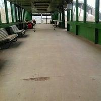 Photo taken at Tatabánya vasútállomás by Herczeg I. on 11/19/2012