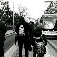 Photo taken at Ortenovo náměstí (tram) by wil h. on 4/19/2017