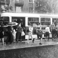 Photo taken at Ortenovo náměstí (tram) by wil h. on 8/16/2017