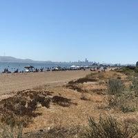 Photo taken at Robert W. Crown Memorial State Beach by Ramon A. on 6/18/2017