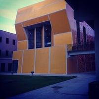 Photo taken at Paul Cejas Architecture Building by Jennifer M. on 9/4/2013