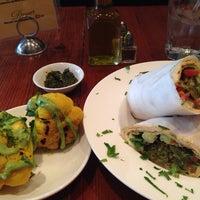 Photo taken at Hummus Kitchen by lindai s. on 5/20/2014