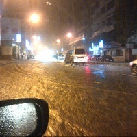 Photo taken at Peddar Road by Dhanesh D. on 10/6/2012