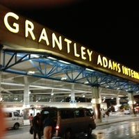 Foto diambil di Grantley Adams International Airport (BGI) oleh Yuri M. pada 2/10/2013