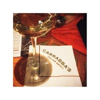Photo taken at Carrabba's Italian Grill by Kenny 1. on 2/20/2014