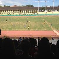 Photo taken at Cebu City Sports Center by Kenny 1. on 11/24/2012
