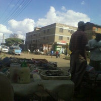 Photo taken at Huruma police post by Peter G. on 11/6/2012