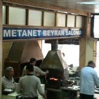 3/16/2013 tarihinde Fırat S.ziyaretçi tarafından Metanet Lokantası'de çekilen fotoğraf
