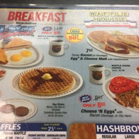 Photo taken at Waffle House by David D. on 2/18/2017