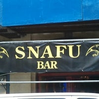 Photo taken at Snafu 28 by Trevis D. on 4/30/2013