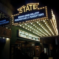 Photo taken at State Theatre Center for the Arts by Jon G. on 3/9/2013