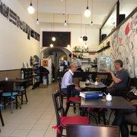 Photo taken at Café Na kole by Jakub R. on 5/20/2014