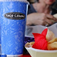 Photo taken at Taco Cabana by Richmond D. on 3/12/2014