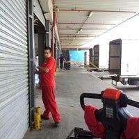 Photo taken at centro de distribucion Día % parque industrial burzaco by Cristiesto M. on 11/28/2012