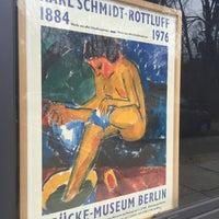 1/23/2015에 Reesella님이 Brücke-Museum에서 찍은 사진
