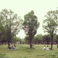 Photo taken at Seoul Forest by u b. on 5/18/2013