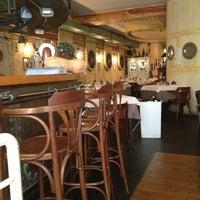 Foto scattata a L'Acciuga Osteria da Stefano S. il 11/3/2012