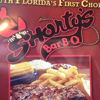 Photo taken at Shorty's BBQ by Christopher J. on 3/7/2013