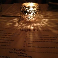 Photo taken at Cecconi's by Ashley O. on 6/8/2013