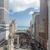 Photo taken at Park Hyatt Chicago by Katie G. on 7/1/2014