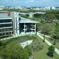 Photo taken at University of South Florida by Ryan A. on 4/9/2013