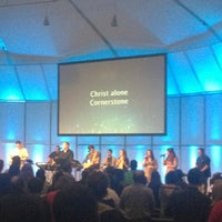Photo taken at NorthStar Church by Jonathan H. on 1/13/2013