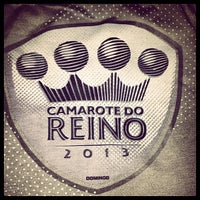 Photo taken at Camarote do Reino by Eduardo A. on 2/11/2013