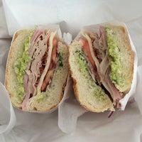 Photo taken at Freddie's Sandwiches by Natalie M. on 8/15/2015