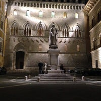Photo taken at Monte dei Paschi di Siena by Alessandro C. on 3/12/2014