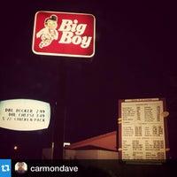 Photo taken at Big Boy by Matthew R. on 2/17/2015